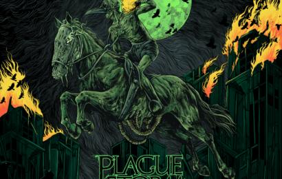 PLAGUESTORM (ARG) – Purifying fire, 2021