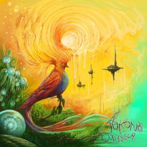 Portada del album Odyssey de Vokonis