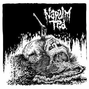 Portada del EP Cesspool Of Humanity de Napalm Ted