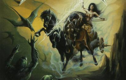 MYSTIC STORM (RUS) – Из хаоса древних времен / From the Ancient Chaos, 2021