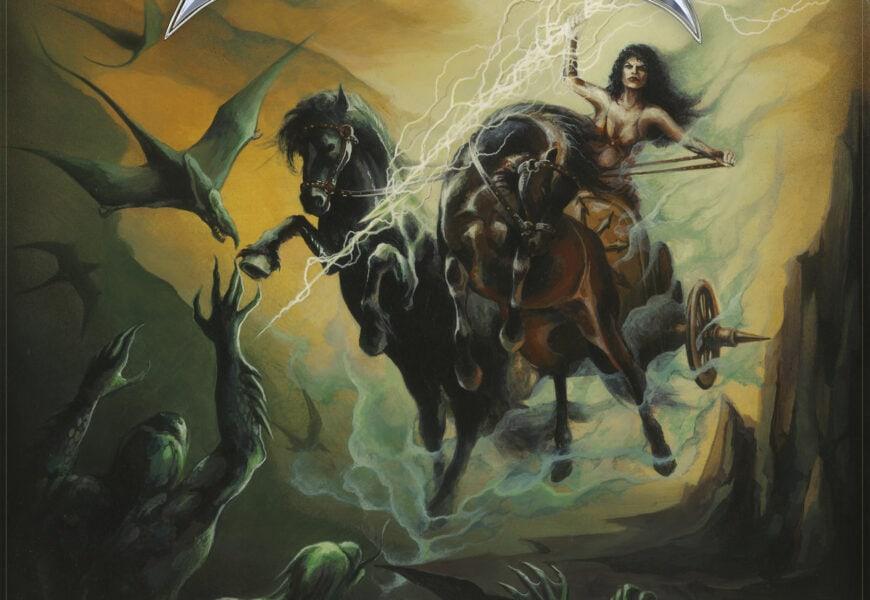 MYSTIC STORM (RUS) – Из хаоса древних времен / From The Ancient Chaos, 2021 🇬🇧