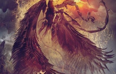 EVERGREY (SWE) – Escape of the Phoenix, 2021