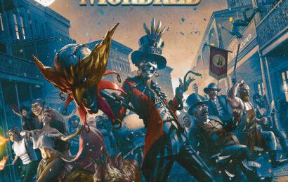 MORDRED (USA) – The dark parade, 2021